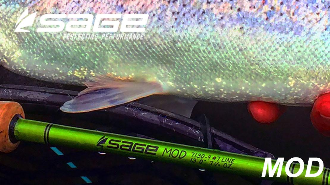 Sage MOD 7130 Spey Rod